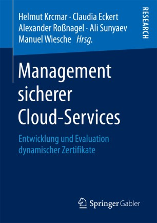Management sicherer Cloud-Services