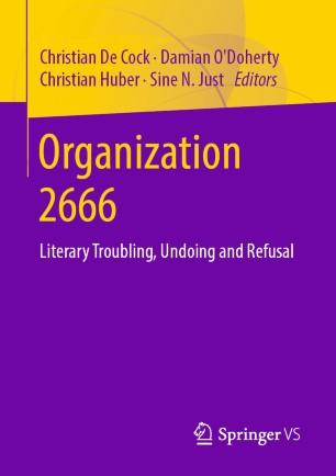 Organization 2666 | SpringerLink