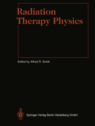 The Physics Of Radiation Therapy Book