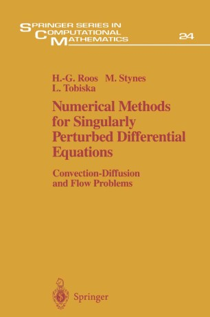Numerical Methods for Singularly Perturbed Differential Equations