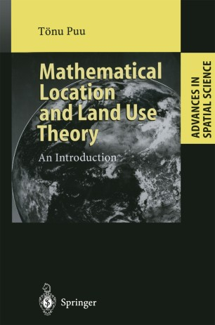 Mathematical Location and Land Use Theory | SpringerLink