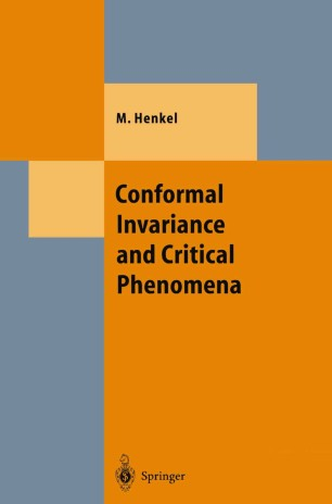 Conformal Invariance and Critical Phenomena