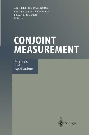 Conjoint Measurement