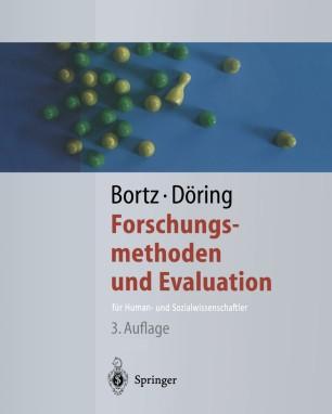Forschungsmethoden und Evaluation