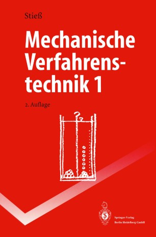 Mechanische Verfahrenstechnik 1
