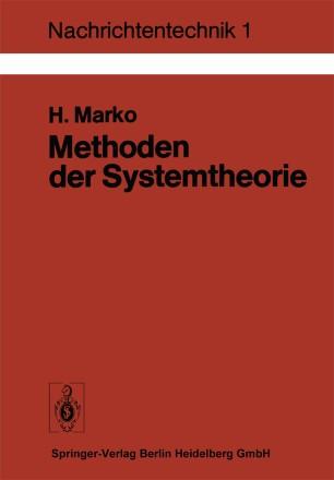 Methoden der Systemtheorie