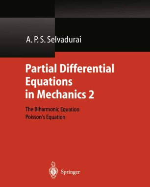 Partial Differential Equations in Mechanics 2 | SpringerLink