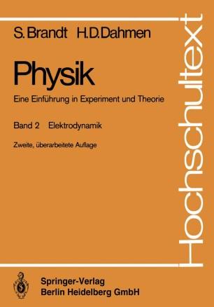 Physik. Eine Einführung in Experiment und Theorie