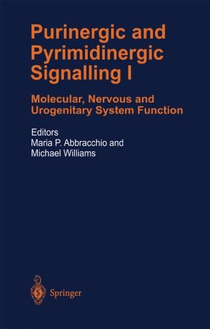 Purinergic and Pyrimidinergic Signalling I