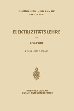 Elektrizitätslehre