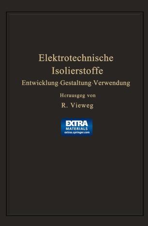 Elektrotechnische Isolierstoffe