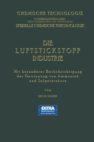 Die Luftstickstoff-Industrie