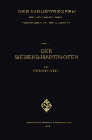Der Siemens-Martin-Ofen