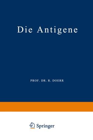 Die Antigene