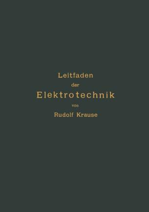 Praxis Elektrotechnik Pdf