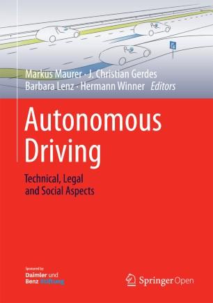 Autonomous Driving | SpringerLink
