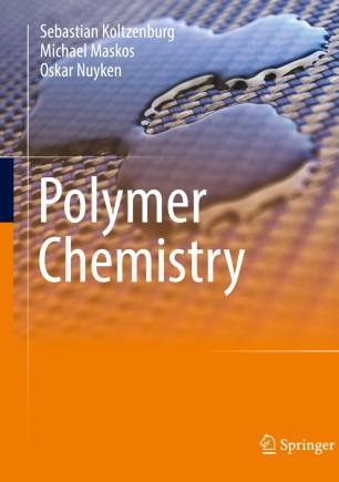 obálka Polymer Chemistry