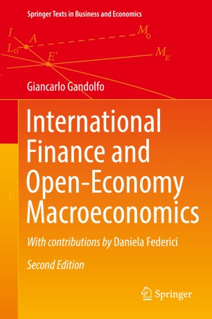 International Finance and Open-Economy Macroeconomics :