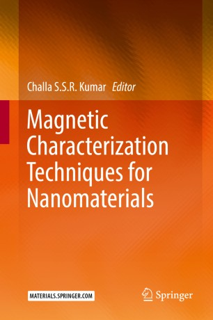 Magnetic Characterization Techniques for Nanomaterials :