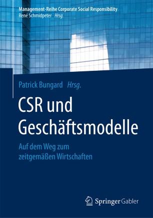 CSR und Geschäftsmodelle