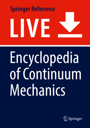 [Encyclopedia of Continuum Mechanics]