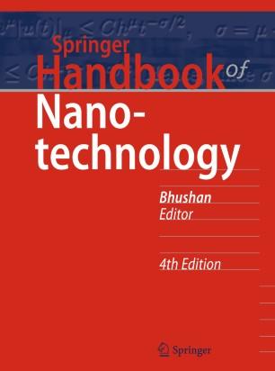 Springer Handbook of Nanotechnology :