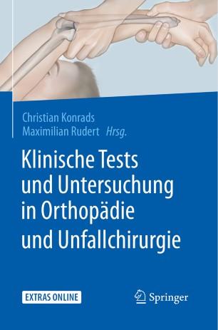 Klinische Tests und Untersuchung in Orthopädie und Unfallchirurgie