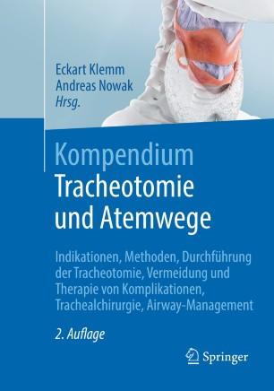 Kompendium Tracheotomie und Atemwege | SpringerLink