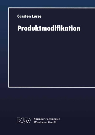 Produktmodifikation