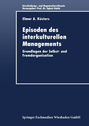 Episoden des interkulturellen Managements
