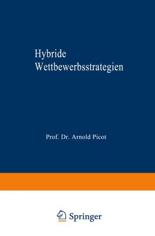 Hybride Wettbewerbsstrategien