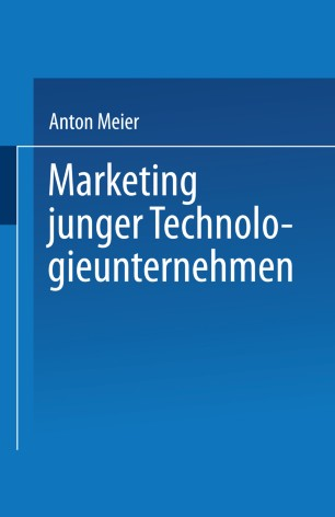Marketing junger Technologieunternehmen