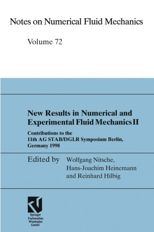 New Results in Numerical and Experimental Fluid Mechanics II