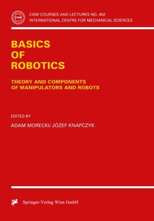 Basics of Robotics | SpringerLink