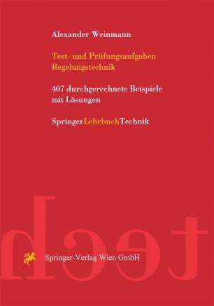Test- und Prüfungsaufgaben Regelungstechnik