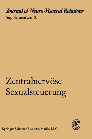 Zentralnervöse Sexualsteuerung