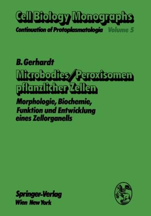 Microbodies/Peroxisomen pflanzlicher Zellen