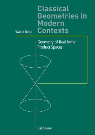 Geometry of Real Inner Product Spaces
