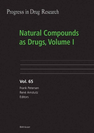 Natural Compounds as Drugs Volume I :