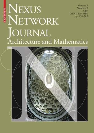 Nexus Network Journal : Mechanics in Architecture In memory of Mario Salvadori 1907–1997
