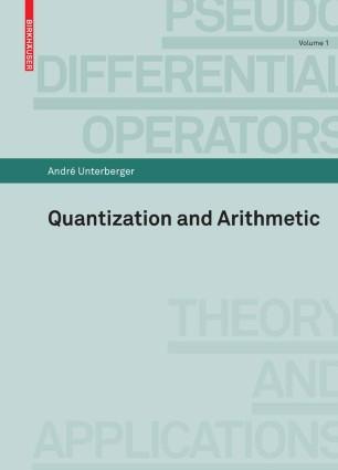 Quantization and Arithmetic
