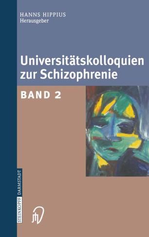 Universitätskolloquien zur Schizophrenie