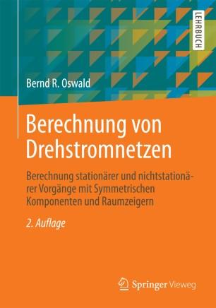 Berechnung von Drehstromnetzen | SpringerLink
