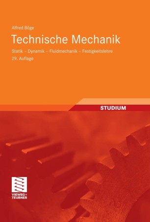 Technische mechanik springerlink for Statik formelsammlung