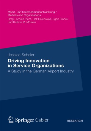Driving Innovation in Service Organizations