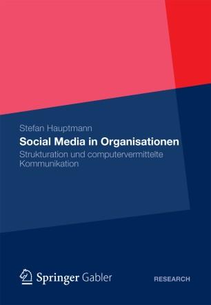 Social Media in Organisationen