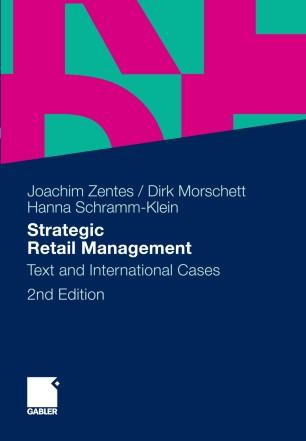 strategic retail management springerlink