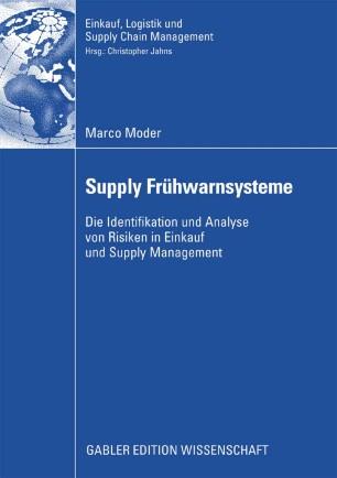 Supply Frühwarnsysteme