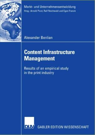 Content Infrastructure Management