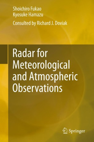 Radar for Meteorological and Atmospheric Observations